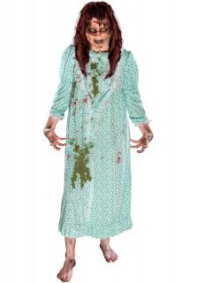 Der Exorzist Regan Halloween-Damenkostüm Lizenzartikel bunt