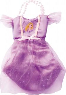 Rapunzel-Tasche Kleidchen-Tasche lila