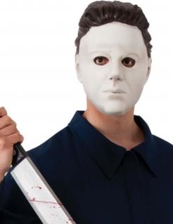 Michael Myers Maske Halloween-Lizenzmaske weiss