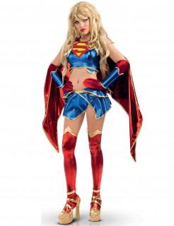 Supergirl-Damenkostüm Ame-Comi™-Lizenzkostüm