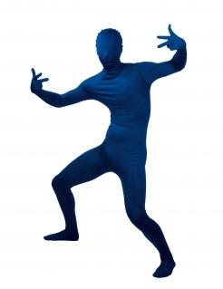 Ganzkörperanzug für Erwachsene blau