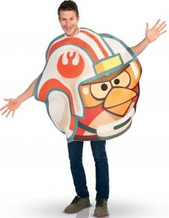 Angry Birds™ Star Wars™ X-Wing-Pilot Kostüm Lizenzware bunt