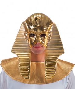 Pharao-Halbmaske Ägypter-Maske