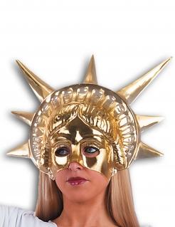 Freiheitsstatuen-Maske