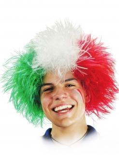 Italien-Perücke Italien-Fanartikel