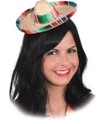 Mini-Sombrero Mexiko-Hut