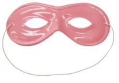 Kinder-Augenmaske Kostümaccessoire rosa