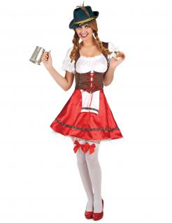 Bayerin Dirndl-Kostüm für Damen