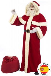 Premium-Weihnachtsmann-Kostüm für Erwachsene
