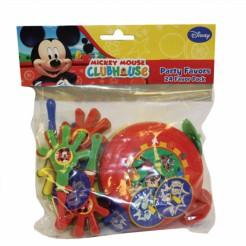 Disney Mickey Maus Kindergeburtstag Mitgebsel 24 Stück bunt
