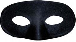 Phantom Augenmaske für Kinder schwarz