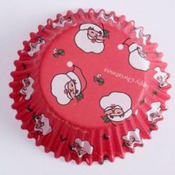 Cupcake-Formen für Weihnachten 60 Stück
