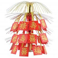 Tischaufsteller Chinesisches Neujahrsfest
