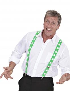Hosenträger für Erwachsene Saint Patrick