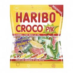 Haribo Bonbons Croco Pik Süssigkeiten 120g
