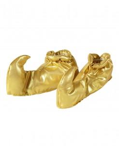 Überschuhe für Erwachsene gold