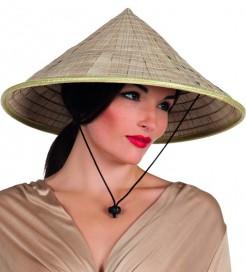 Chinesen-Hut für Erwachsene