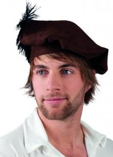 Mittelalterliche Kopfbedeckung für Herren