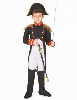 Originelles Napoleon Kinderkostüm bunt