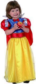 Märchen Prinzessin Kinderkostüm bunt