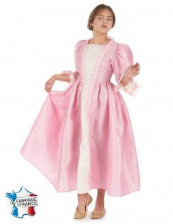Marquise Kinderkostüm rosa