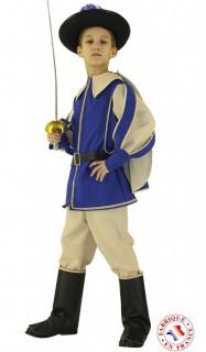 Mittelalterlicher Prinz Kinderkostüm