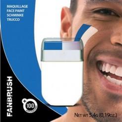 Make-up-Stift Griechenland-Schminke weiss-blau 5,4g