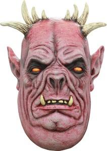 Massiver Dämon Halloween-Maske
