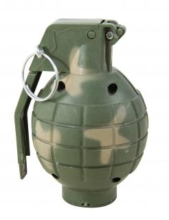 Spielzeug-Handgranate mit Soundeffekt grün