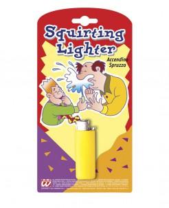 Scherzartikel Wasser-spritzendes Feuerzeug