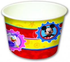 Dessert Schälchen Micky Maus Disney-Lizenzartikel 8 stück bunt