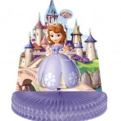 Prinzessin Sofia Tischaufsteller Disney-Lizenzartikel lila-bunt 35x30cm