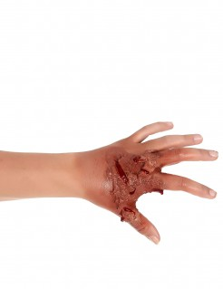 Horror Haut Halloween-Make-Up weiss 7,2ml