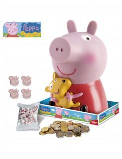 Peppa Wutz™-Sparschwein mit Bonbons Spardose bunt