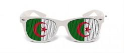 Lustige Fanbrille Algerien