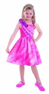Prinzessin Barbie™ Kinderkostüm für Mädchen Lizenzartikel rosa-blau