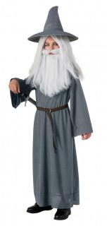 Gandalf Kinderkostüm The Hobbit™ Lizenzartikel grau