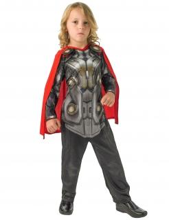 Thor Kinderkostüm Comic silber-rot