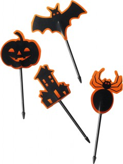 Halloween Partyspieße 24 Stück