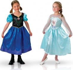 Kostüme Die Eiskönigin Elsa und Anna