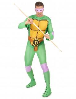Teenage Mutant Ninja Turtles Donatello Kostüm Lizenzartikel grün-gelb