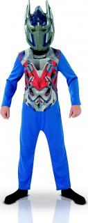 Optimus Prime Kinderkostüm Transformers-Lizenzkostüm blau-grau-rot