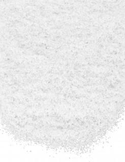 Künstlicher Schnee aus feuersicherem Papier weiss 75g