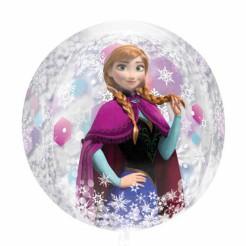 Luftballon Frozen Die Eiskönigin Disney-Lizenzartikel bunt