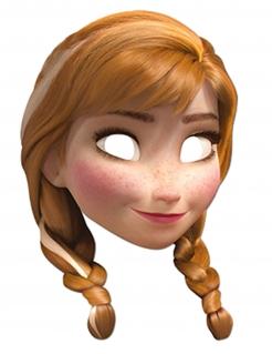 Disney Die Eiskönigin Anna Maske Lizenzware bunt