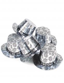 Hut Hohe Silberform gutes Jahr