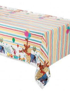 Party Tischdecke Lizenzartikel Winnie Puuh bunt 120x180cm