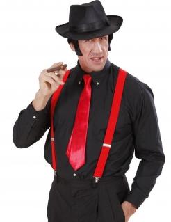 Krawatte Herren-Accessoire rot