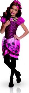 Ever After High Briar Beauty Kinderkostüm Lizenzware pink-schwarz