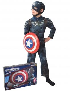 Kostüm The Return of the First Avenger für Kinder